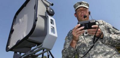 USA : l'armée a présenté son canon anti-émeutes Armes-soniques
