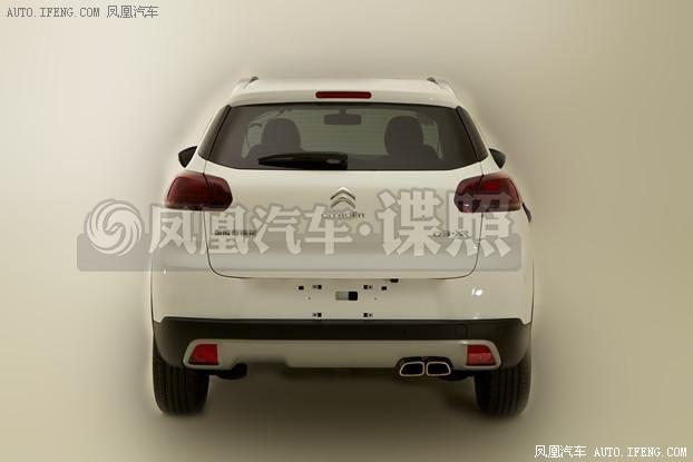 2014 - [Citroën] C3-XR (Chine) - Page 8 2102319_3