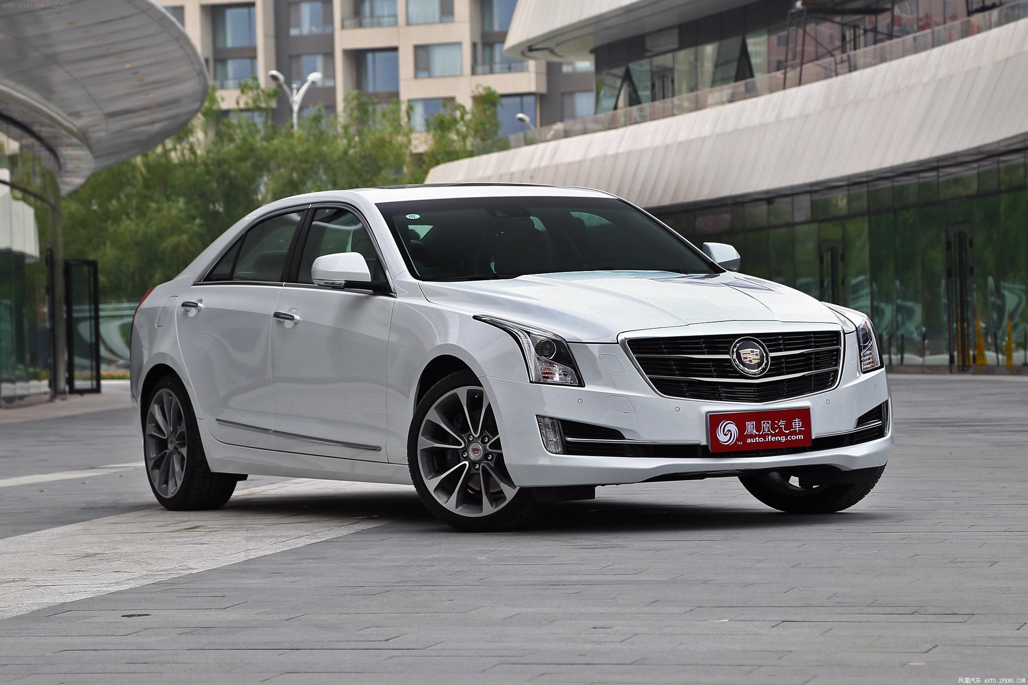 2015 - [Cadillac] ATS / ATS-V Restylée - Page 2 2099419_3