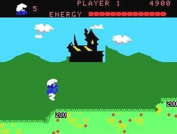 Special vieillard - Quel fut votre 1er jeu vidéo ? - Page 4 Les-schtroumpfs-colecovision-004