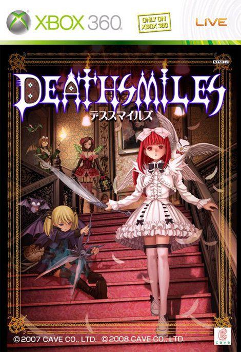 [xbox 360] DEATHSMILES Deathsmiles360