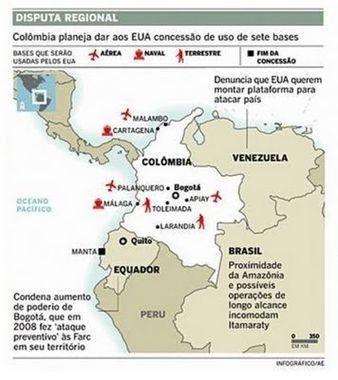 Fernando Lugo - l'Amérique latine COL-bases_colombia_1
