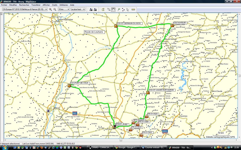 BRM 200km de Bourg le 21/03 : Qui y va ? 20100321-Parcours---controles