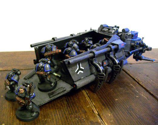 space marines Ultramarine