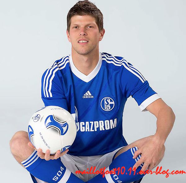 Les maillots 2012 - 2013 Schalke-maillot-12-13