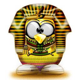 Présentation  Pharaon-cartoon