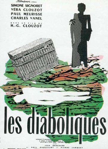 Les Diaboliques, de Henri-Georges Clouzot  LES-DIABOLIQUES