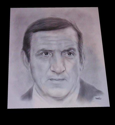 Caricatures et Portraits - Page 2 Lino-ventura