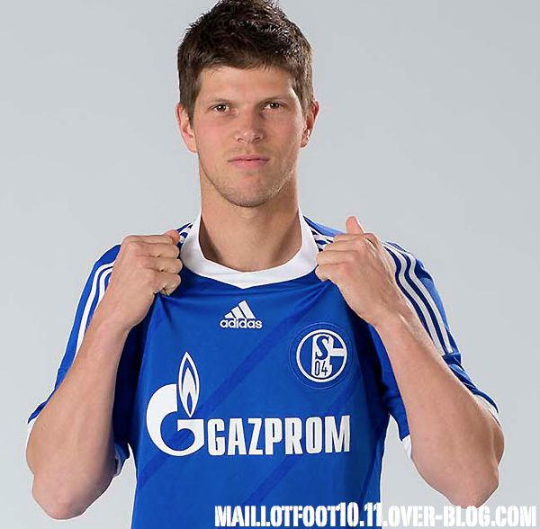 Les maillots 2012 - 2013 Schalke-04-maillot-12-13