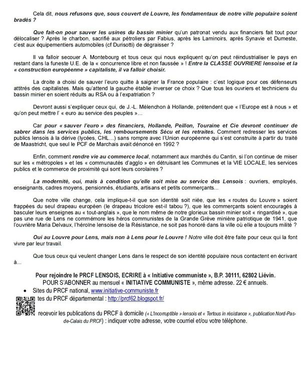 PRCF - URCF - RCC & autres stalinoïdes - Page 2 Clarte-europe2
