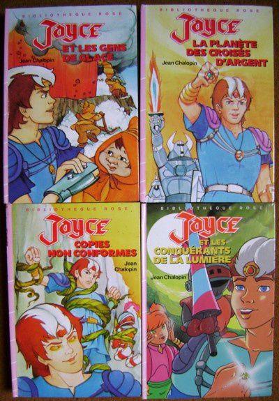 Jayce et les Conquérants de la Lumière (MATTEL) 1985  JAYCE-copie-1