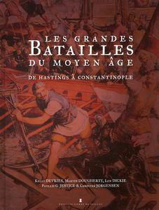 [Livre] Les 1001 batailles qui ont changé le cours de l'histoire Batailles-Moyen-Age664