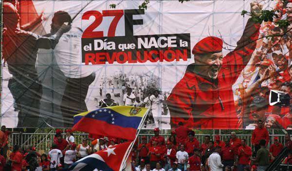 Ingérence américaine au Vénézuela 27-fevrier--le-Caracazo
