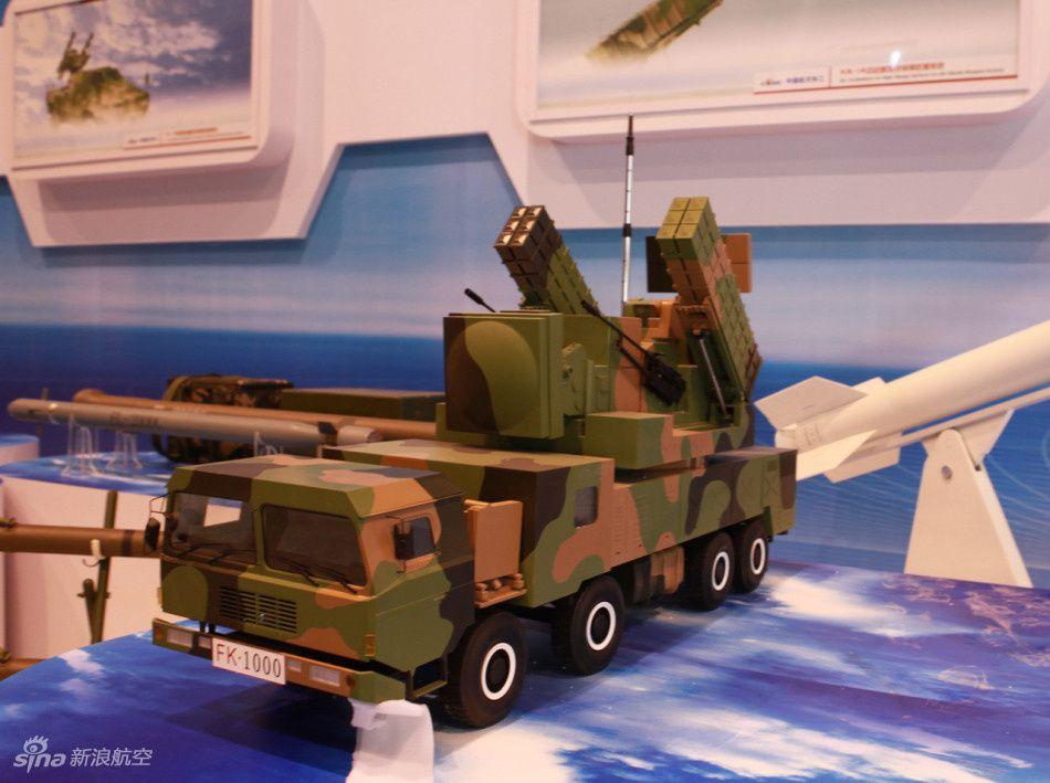 Le catalogue des armements chinois disponibles à l'export - Page 4 FK-1000-gunmissile-system