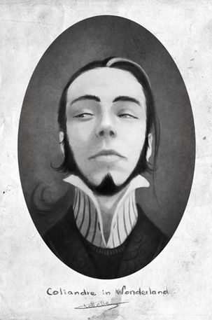 Xavier Collette - Coliandre Xav_portrait