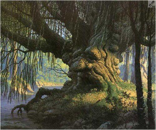 Otto Haddon (Oblivion Bar) Esprits-d-arbres