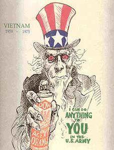 L'Agent Orange et la guerre du Vietnam Aouncsam