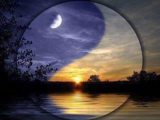 Citations qui font réfléchir Yin-lune-yang-soleil