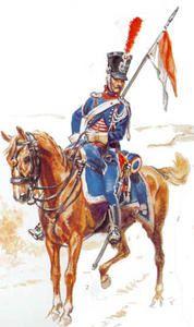 Recherhce de figurines Gendarmerie Impériale d'Espagne Lancier