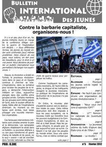 Bulletin international des jeunes (AJR) Bij-5-UNE