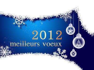 Bonne année 2012 2012-01