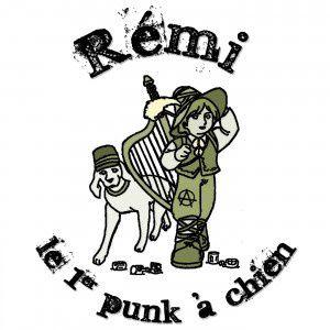 [Dessins] Fan-arts VdF par Moumyne - Page 2 Remi--premier-punk-a-chien