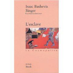 Littérature juive  IsaacBashevis-Singer.-L-esclave