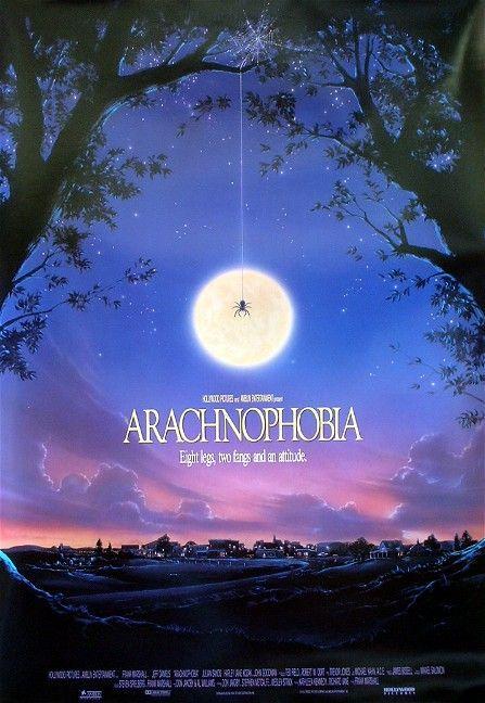 Les plus belles affiches de cinéma - Page 2 Arachnophobie-copie-1