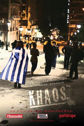Grèce : des habitants s'opposent à la charité raciste d'Aube dorée Khaos