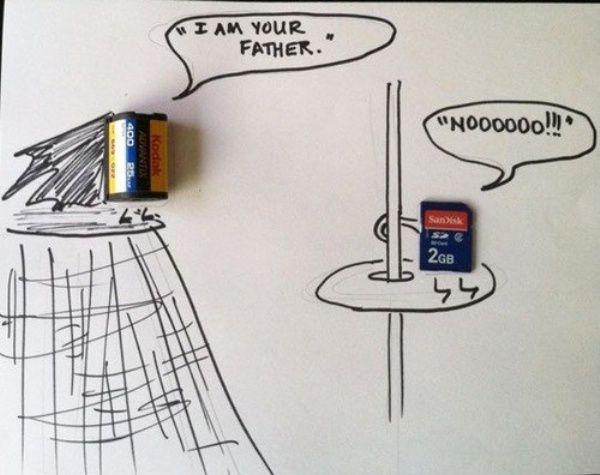 Les Smartphones tombeau des compacts et hybrides - Page 6 Star-wars-sdcard