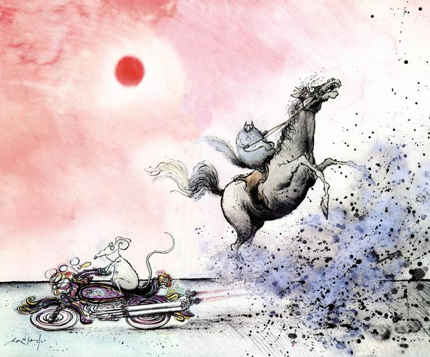ddistance - Page 2 Searle-cheval-tout-2412