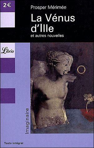 La Vénus d'Ille et autres nouvelles Venusdillelibrio