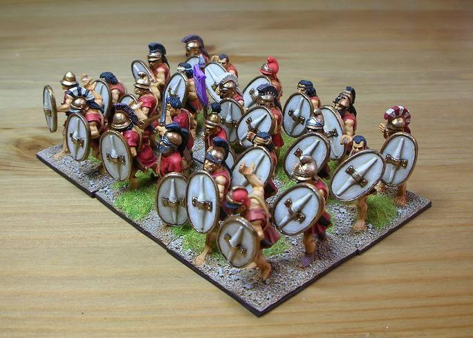 Des grecs hellenistiques Thureophoroi_1