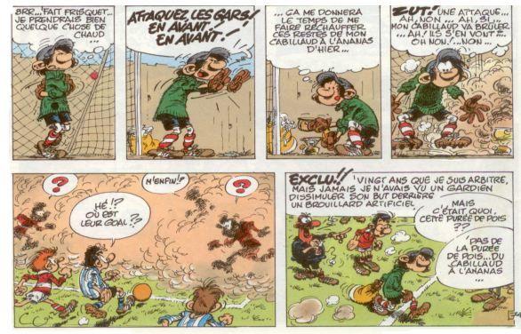 Sports et détentes - Page 8 Voleur_11_gaston_brouillard