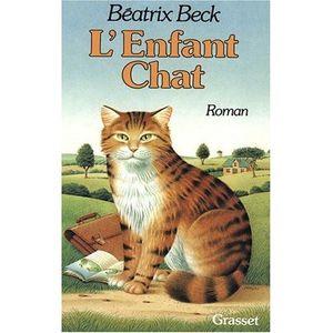 Béatrix Beck L-enfant-chat