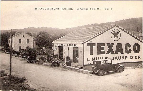Garages anciens - Page 2 GARAGE-TEXACO