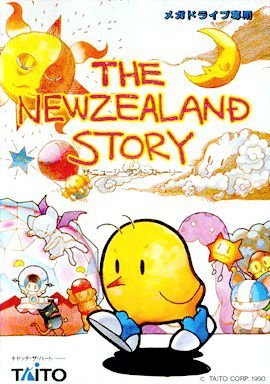 Break An Egg - Nouveau Jeu Megadrive The-Newzealand-Story--MD-