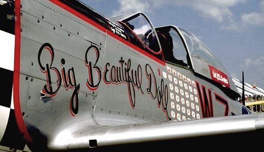 North American P-51 Mustang en quelques mots . Bbd-clear