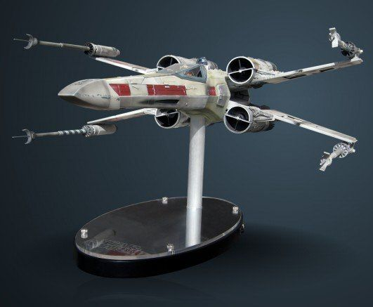 Home Brew, Customs & Créations P-531--star-wars-replique-luke-skywalker-s-x-wing-starfight