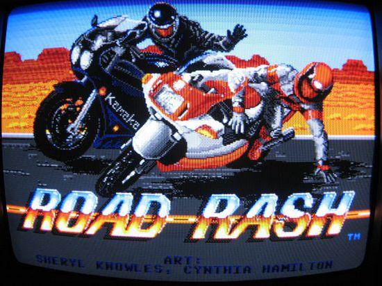 Votre jeu préféré par console de quatrième génération? - Page 2 Road-rash-001