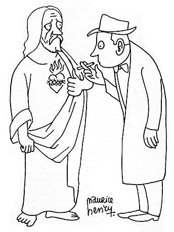 L'affaire des caricatures juives et chretiennes Jesus26