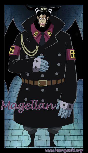 One Piece Kapitel 598 - 2 Jahre später - Seite 28 Magellan_by_draak