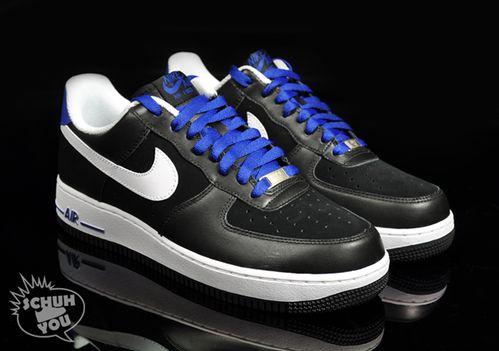 Ghano-Air Force Nike-Air-Force-1-Black-Blue-White-03