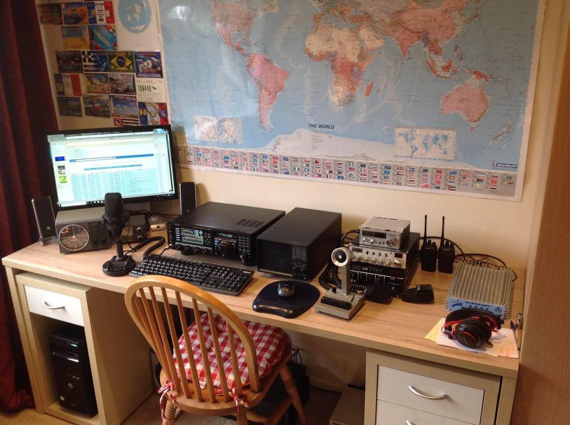 What HF home base setup are you using? 1jkab6
