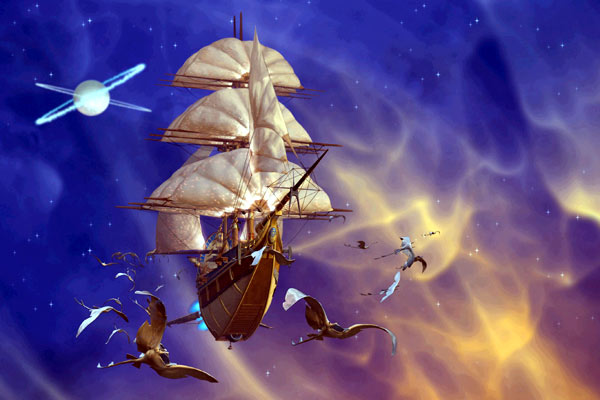 La Planète au Trésor - Un Nouvel Univers [Walt Disney - 2002] Ph4