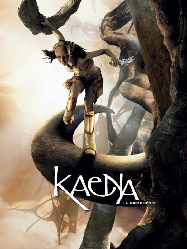 KAENA, LA PROPHETIE - 2001 - Affiche