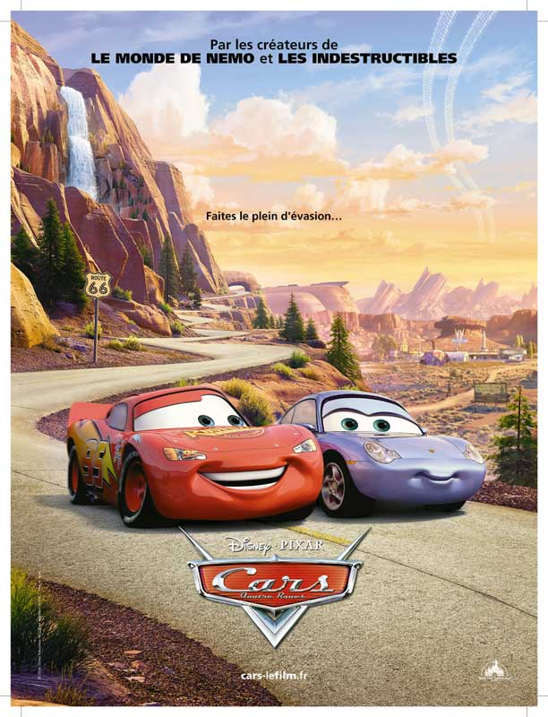 Cars - Quatre Roues [Pixar - 2006] 18604338