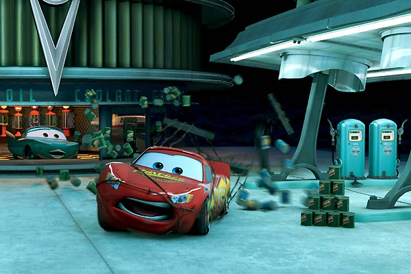 Cars - Quatre Roues [Pixar - 2006] 18645008