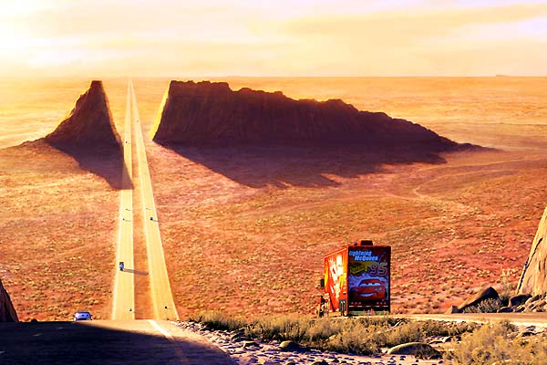 Cars - Quatre Roues [Pixar - 2006] 18645010