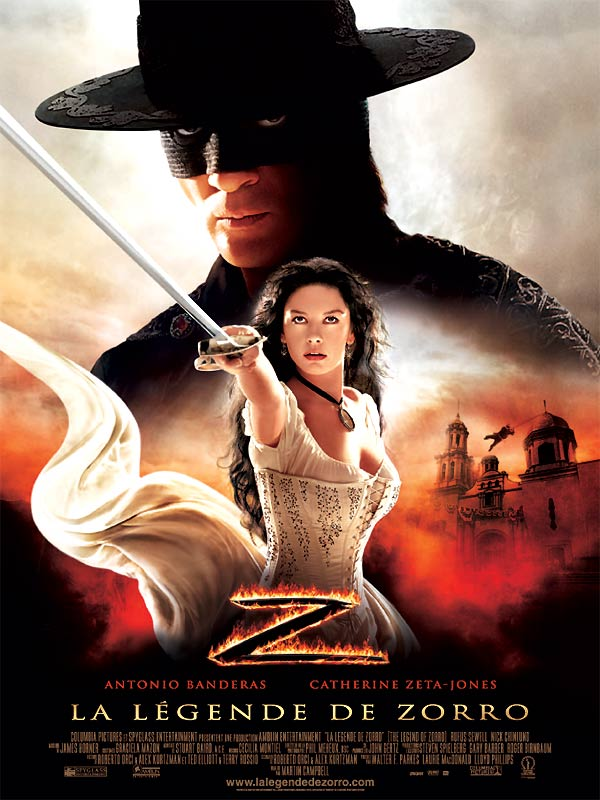 La Légende de Zorro 18447893